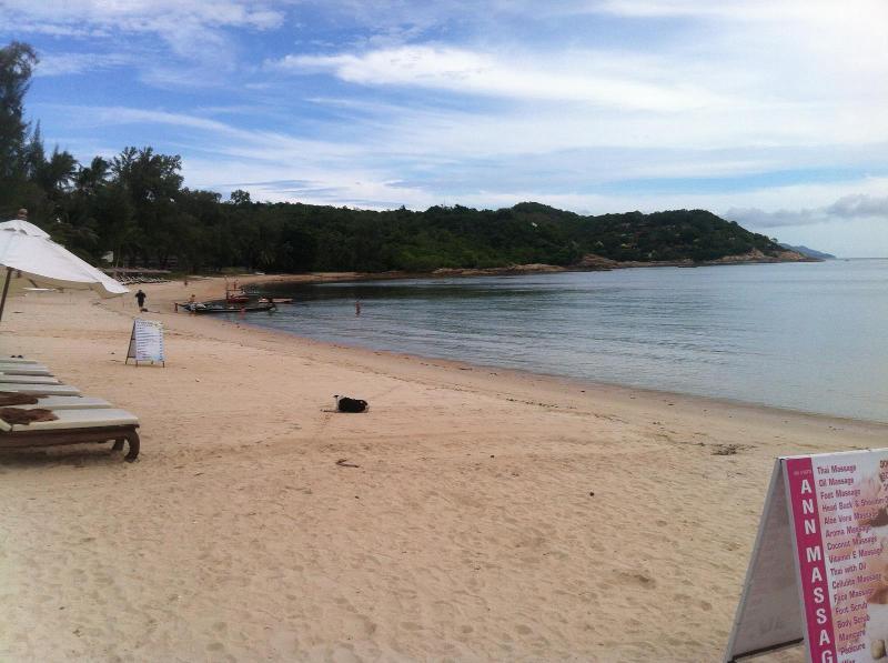 Il locale Choeng Mon Beach