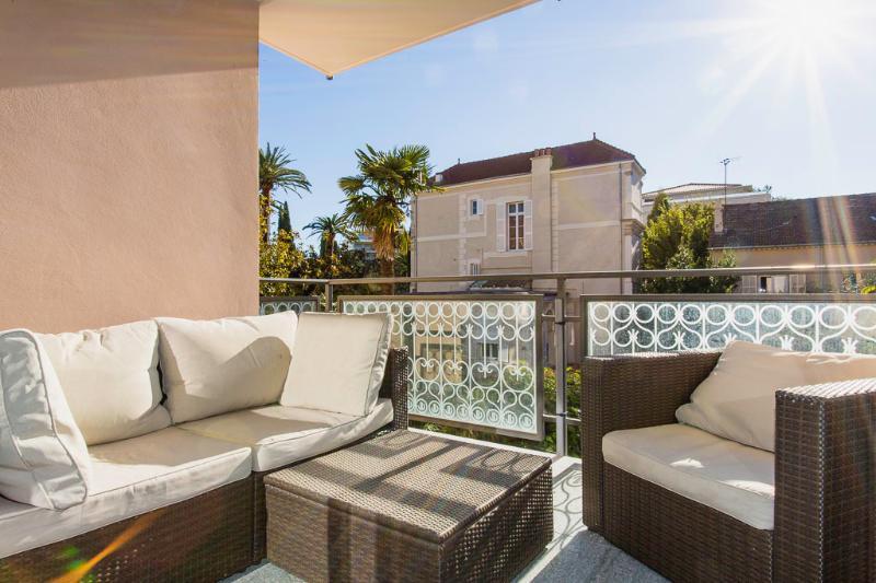 Sunny terrace !