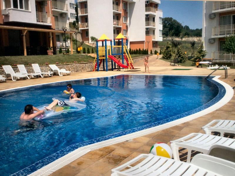 Crown Fort Club, vacation rental in Sveti Vlas