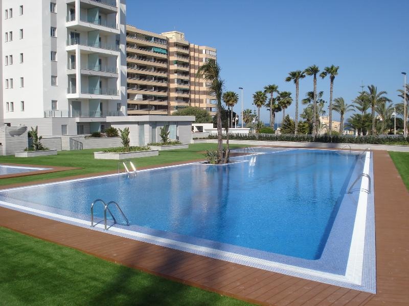 Aqua Nature,new luxury appartment,50M from the sea, holiday rental in La Mata