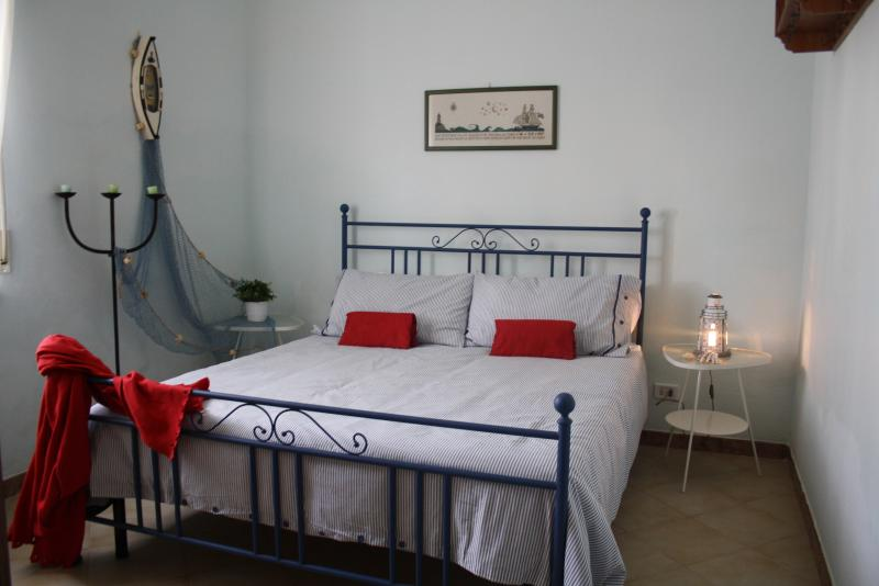 Blue double bedroom - stanza doppia Blu