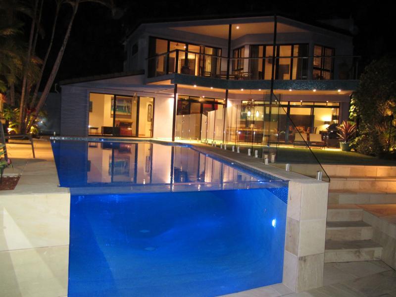 Midnight swim?