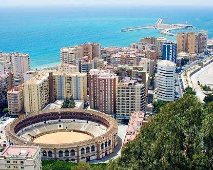 Malaga City Gateway to the Costa del sol.