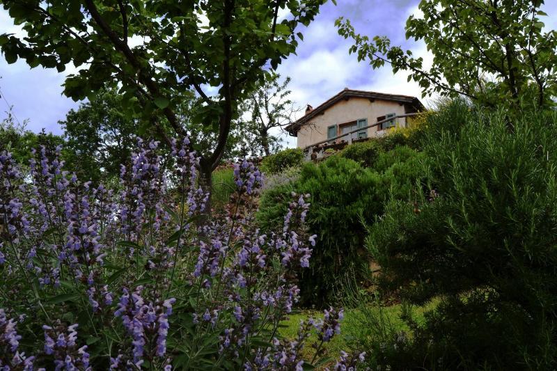 poderino Pasquino, Ferienwohnung in Murci