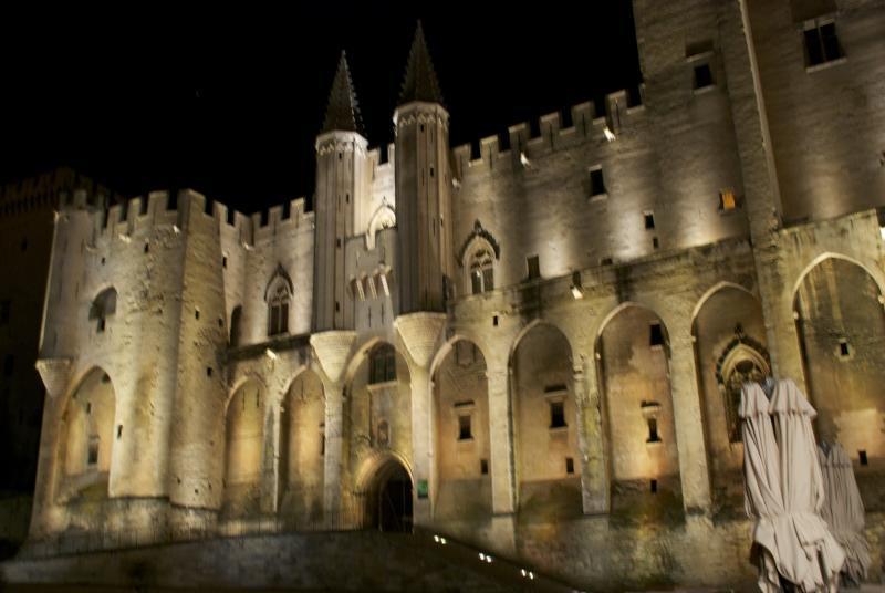 Le Palais des Papes (Avignon)