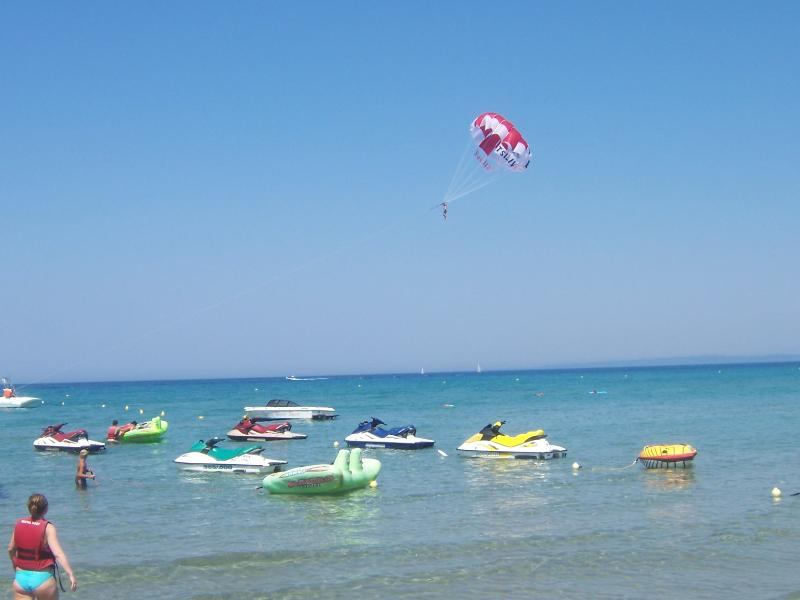 Water Sports Tsilivi Beach