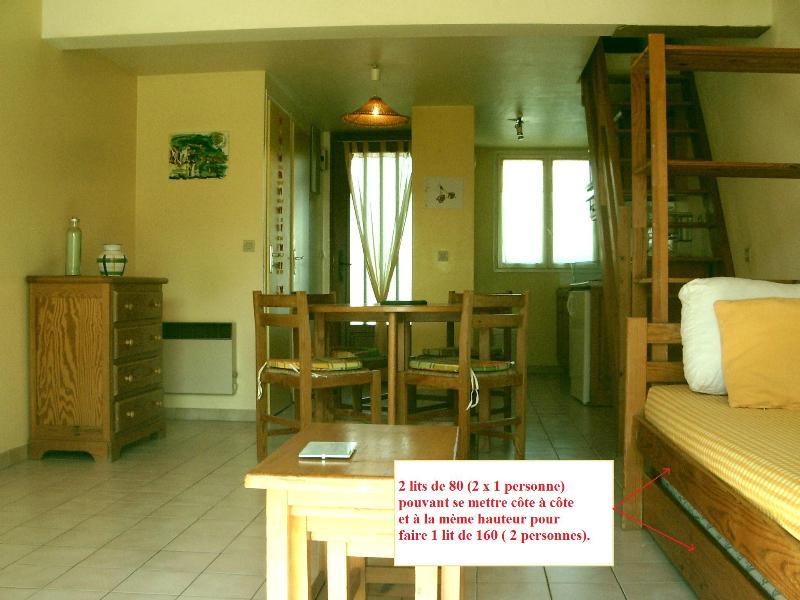 'Le Platane' Angoulins sur Mer /  La Rochelle Sud, vacation rental in La Rochelle