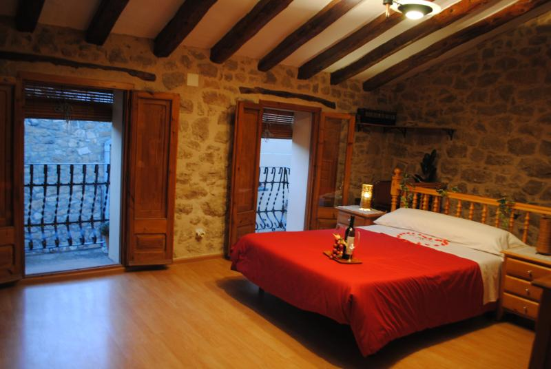 La Posada de Caseres, holiday rental in Fabara