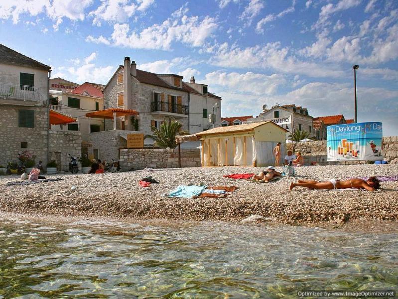 Stonehouse Popožo, vacation rental in Primosten