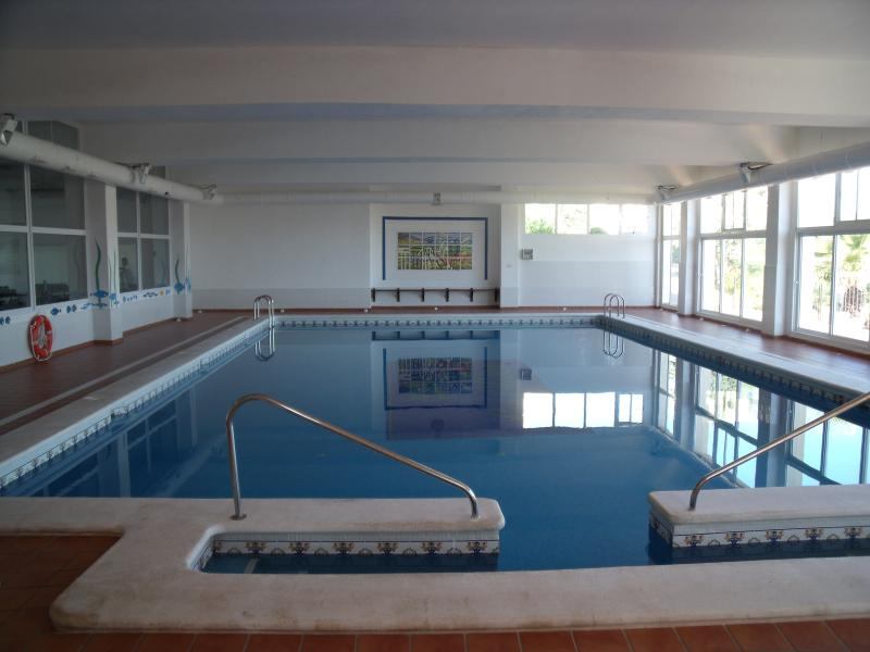 Indoor Pool - open all year round