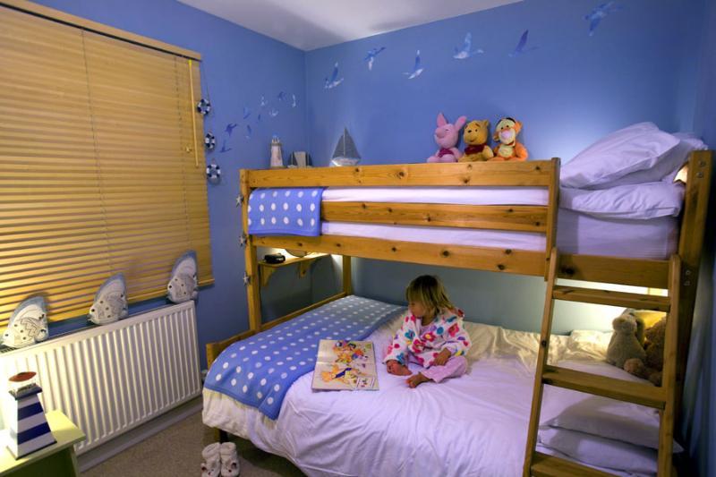 Seawinds bunk bedroom