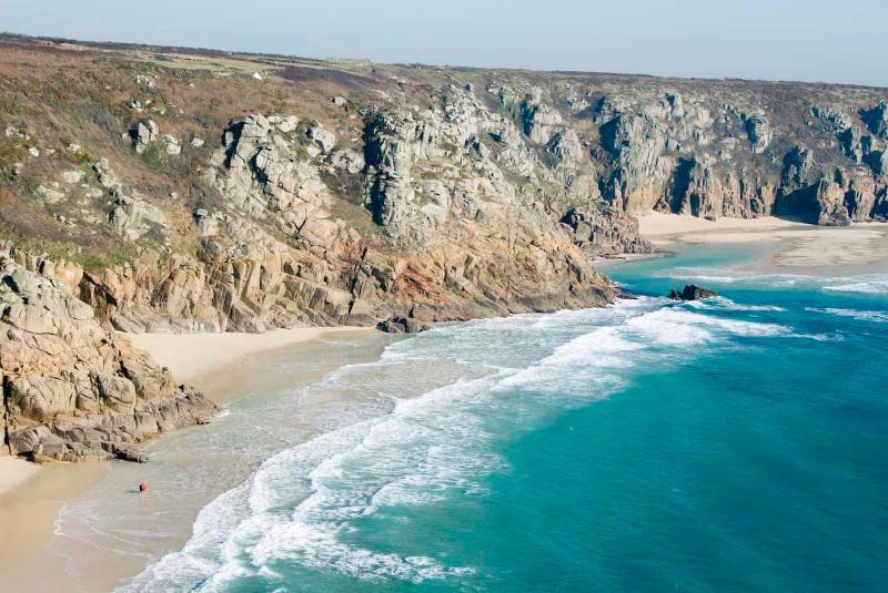 Cornwall's beaches & cliffs