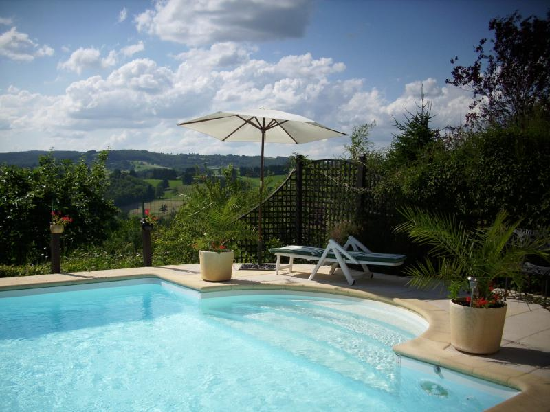 La Belle Chataigne, holiday rental in Cassaniouze