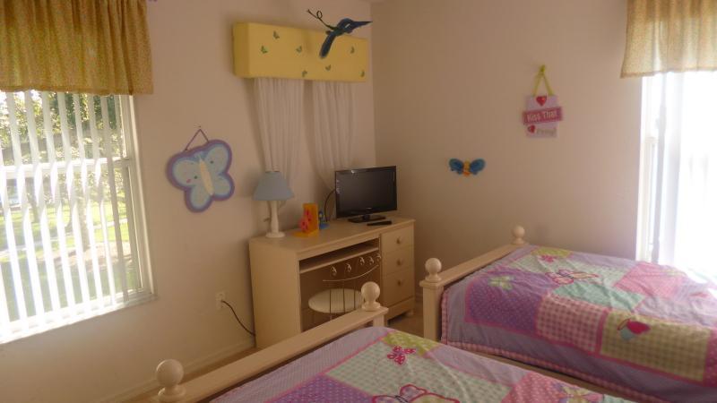 chambre 3 avec lcd tv et lecteur dvd
