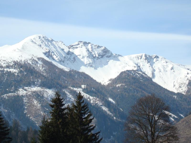 A view from the grounds of Haus Bellevue