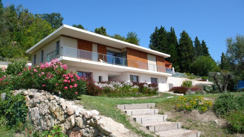 Villa Oleander Vence,Airconditioned, Heated Infinity Pool, Superb Views, Private, location de vacances à Vence