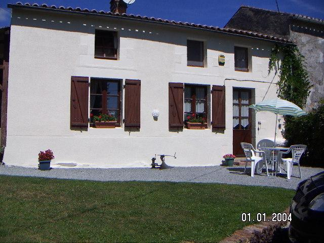 Le Sauguillon, vacation rental in Bellac