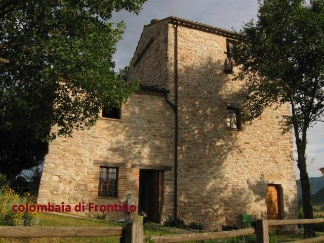 Torre Colombara di Frontino, holiday rental in Acqualagna
