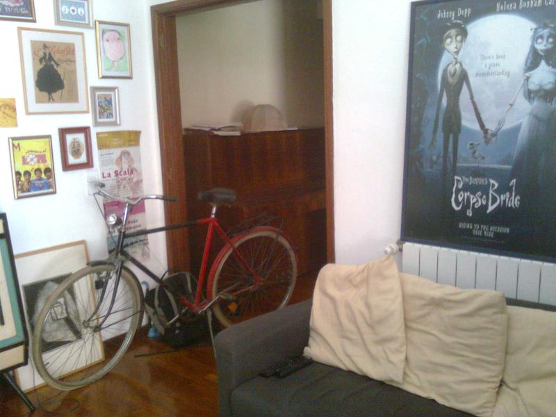 Green and cosy design flat, holiday rental in Perafita