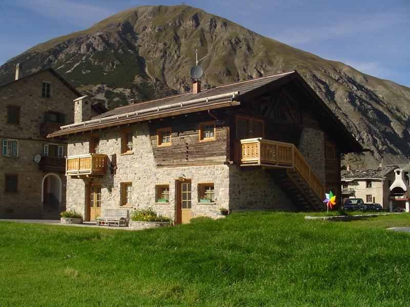 Chalet Mara, typical chalet Livigno