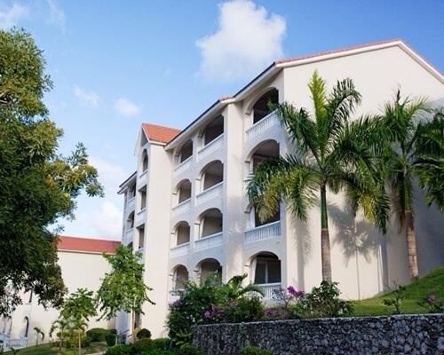 Presidential suite building