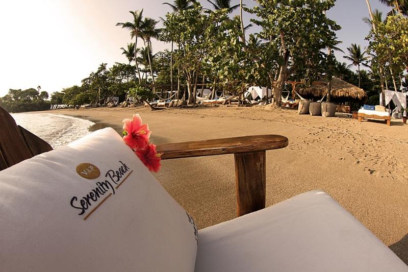 Serenity beach for members and guest only