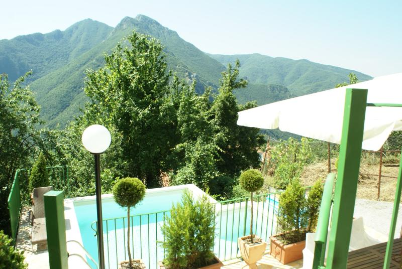 29 Via Guna, holiday rental in Abetone