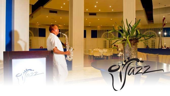 Restaurante jazz fusión francesa