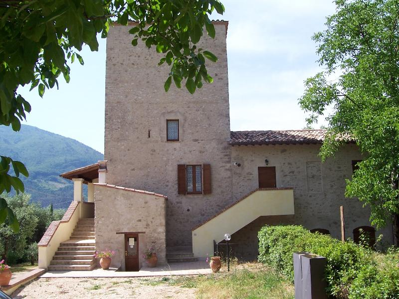 Agriturismo Santa Croce, vacation rental in Labro
