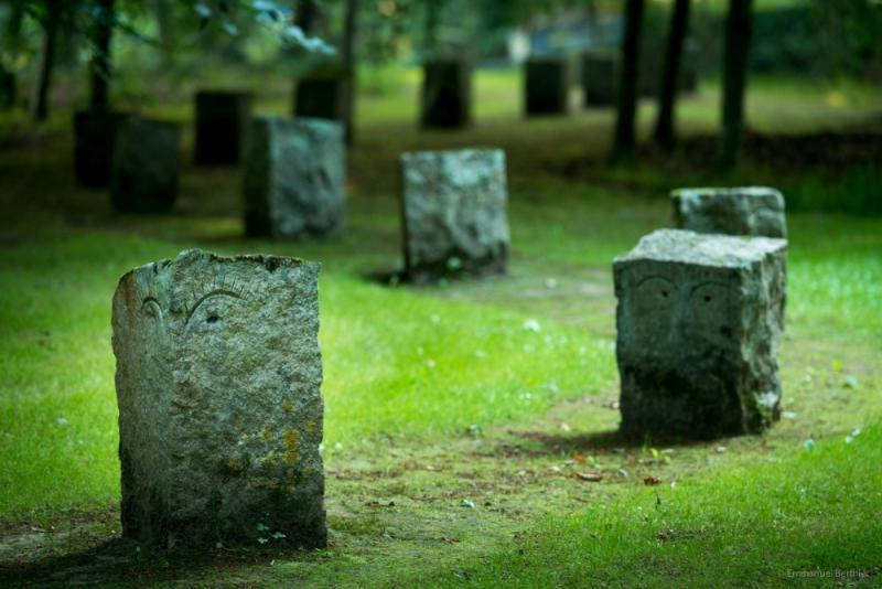 le jardin de pierre