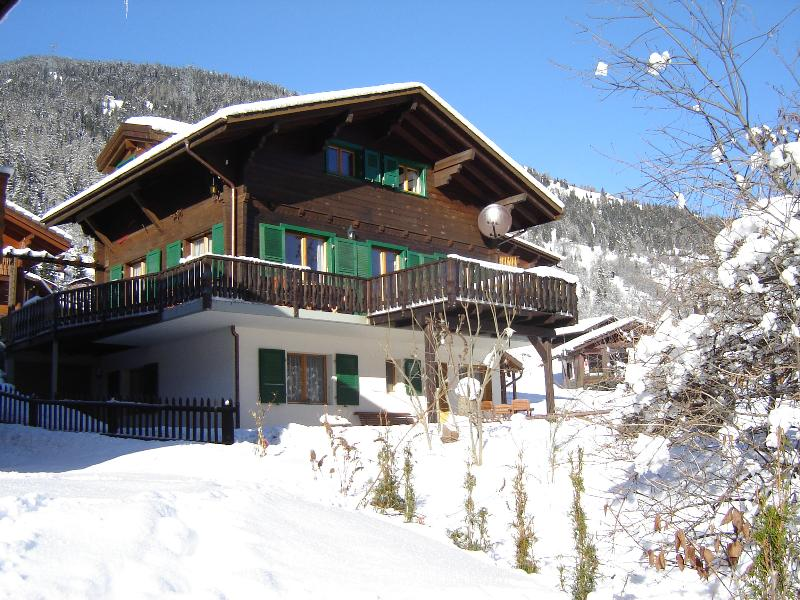 Chalet Casa Mia in winter