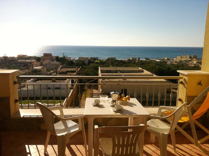 Triscinamare Selinunte, holiday rental in Tre Fontane
