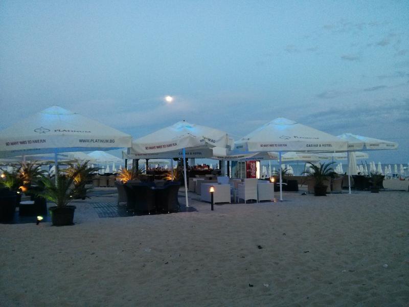 Beach Restaurant/Bar