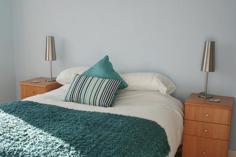 Spacious, bright Master bedroom