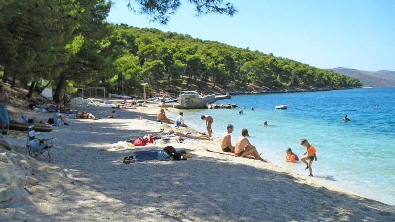 Okrug Donji beach
