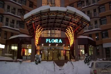 Flora 4 star apartment complex