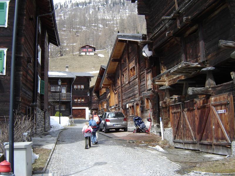Authetic Valais village
