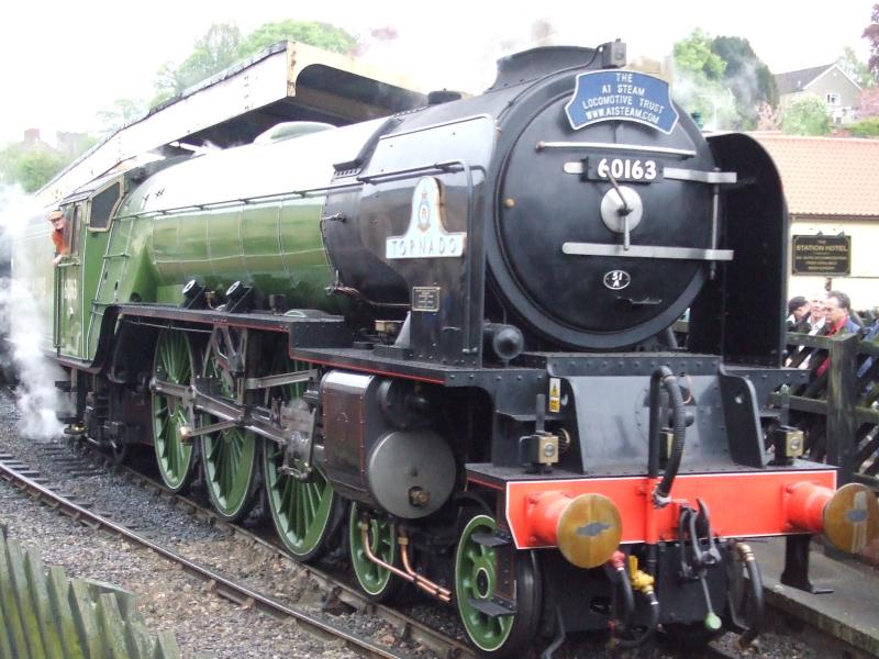 Pickering Steam Railway Station 15 mins walk from Cottages
