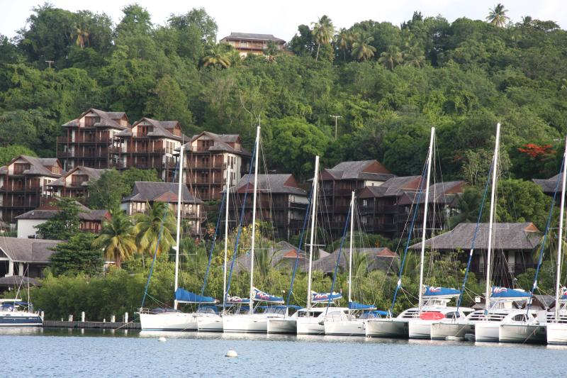 Marigot Bay Resort and Marina - Hotel Apartment, location de vacances à Sainte-Lucie