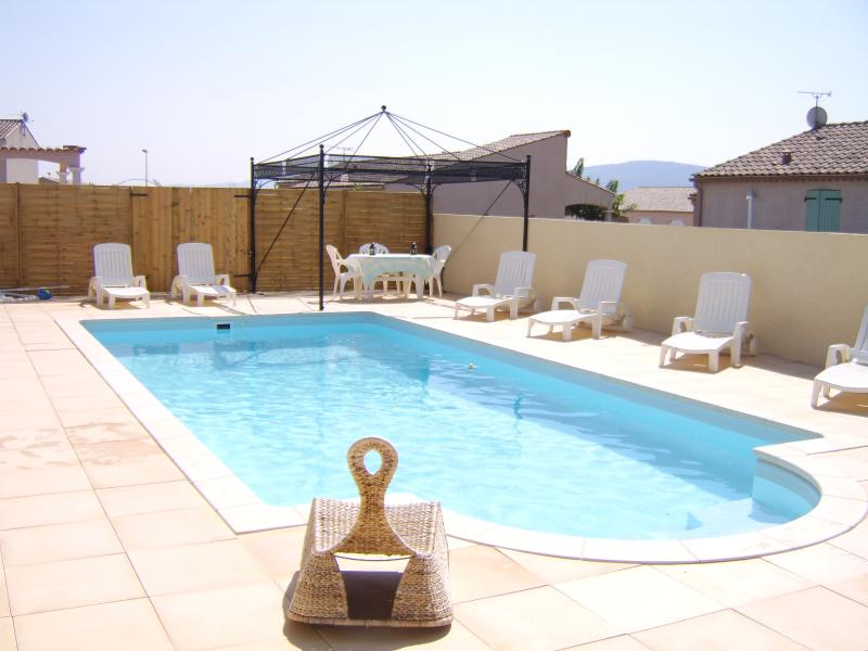 Magnificient Swimming Pool with Gazebo