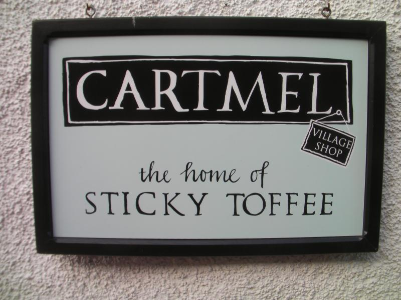 Nearby Cartmel....a great place for a day trip