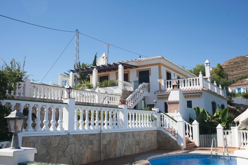 Villa Cerezo, holiday rental in Nerja