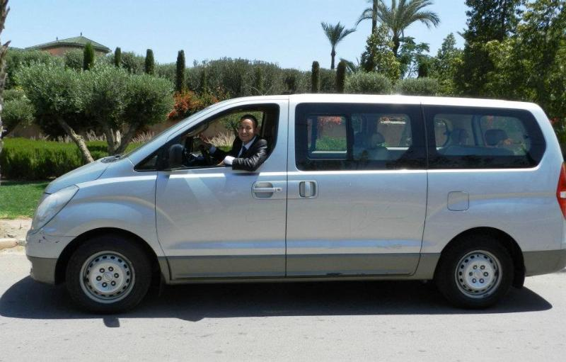 Our English speaking drivers can meet you at the airport or take you on an excursion