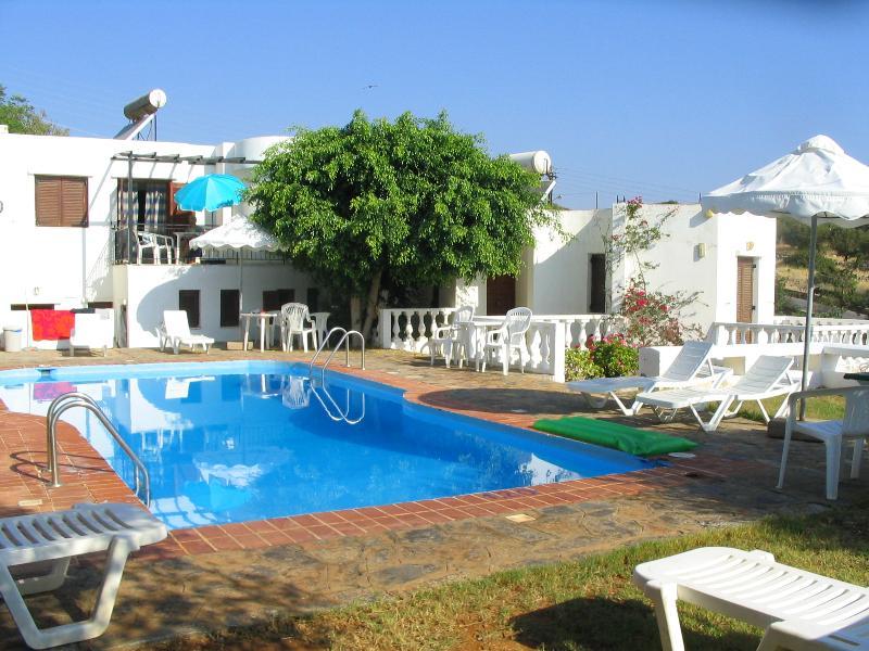 Villa Athanati swimming pool