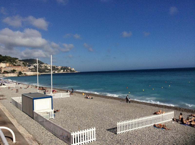 Beach area ,