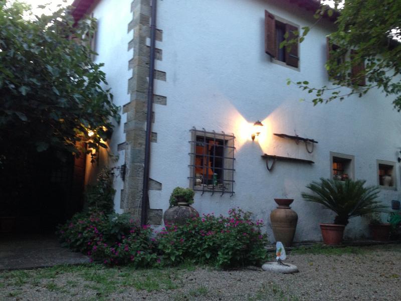 Casa campagna fiorentina, alquiler vacacional en San Donato Fronzano