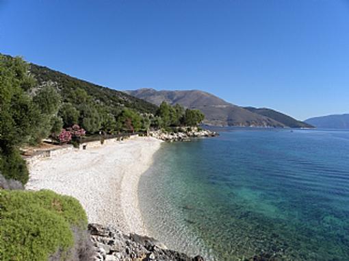 Agia Paraskevi beach, nearby location