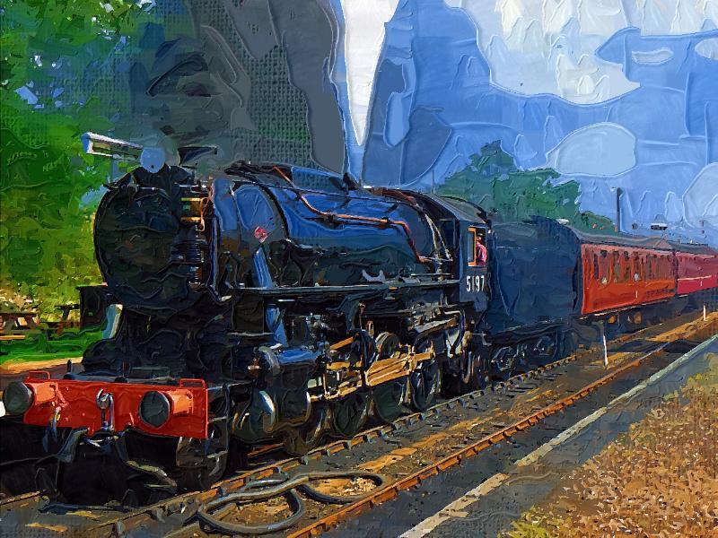 Sheringham North Norfolk Steam Railway