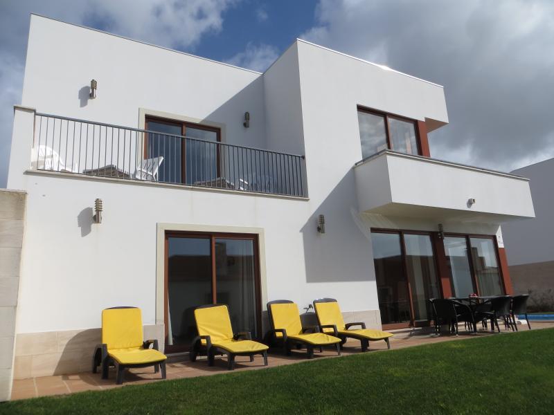 Luxury detached villa, sleeps 6, private pool and garden.