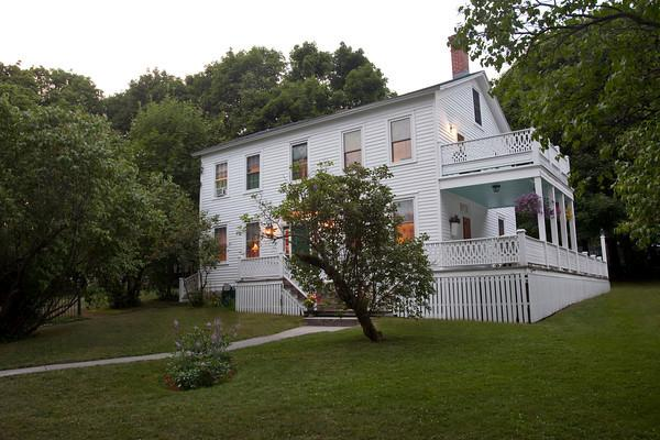 Historic Jacob Wendell House on Mackinac Island, alquiler de vacaciones en Mackinac County